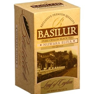 Nuwara Eliya Pure Ceylon Black Tea from Basilur