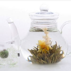 Winter Fantasy Blooming Tea from Tea Desire