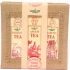 3-in-1 - Darjeeling, Assam &amp; Nilgiri Teas - Jute Box by Golden Tips Tea from Golden Tips Teas