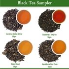 Black Tea Sampler (4x50gm) by Golden Tips Tea from Golden Tips Teas