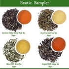 Exotic Sampler (4x50gm) by Golden Tips Tea from Golden Tips Teas