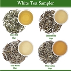 White Tea Sampler (4 X 25gm) by Golden Tips Tea from Golden Tips Teas