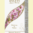 Black tea &amp; Thyme from HYLEYS