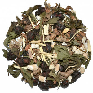 Organic Peppermint Three Root Tea from Nature's Tea Leaf