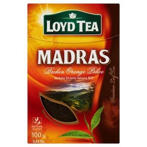 Madras from Loyd Tea