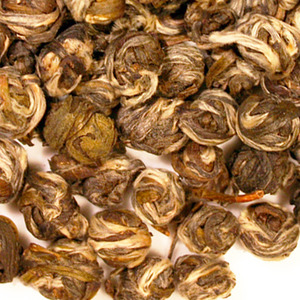 Jasmine Pearls from The Persimmon Tree Tea Company