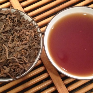 Noble Mark Ripe Pu'er Blend 2011 from Mandala Tea