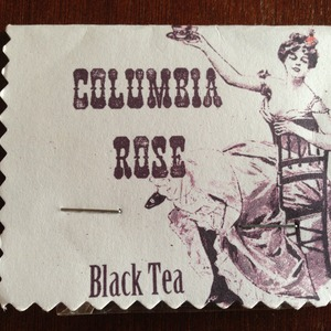 Columbia Rose from Brown's Coffee House & Sweets Saloon