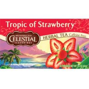 Tropic of Strawberry from Celestial Seasonings