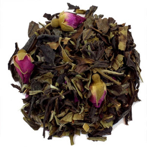 Rose Bud White Tea from Nature's Tea Leaf