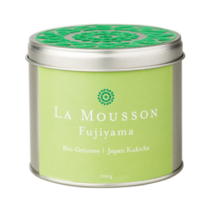 Fujiyama - organic green tea Japan kukicha from La Mousson