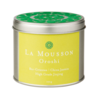 Oroshi - organic green tea Jasmin high grade jinjing from La Mousson