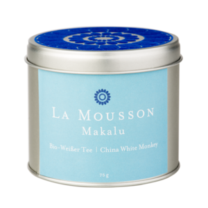 Makalu - organic white tea white monkey from La Mousson