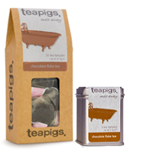 Chocolate Flake Tea from Teapigs