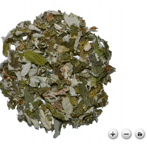 Organic Raspberry Leaf Tea from Nature's Tea Leaf