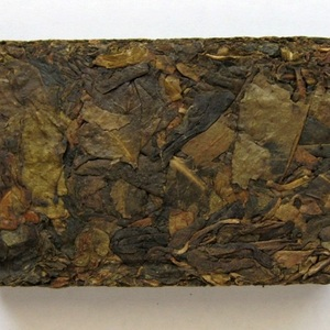 2006 Jingmai QiaoMu/Arbor Pu-erh Tea Brick (50g) from PuerhShop.com