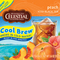Peach Cool Brew Iced Tea from Celestial Seasonings