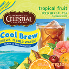 Tropical Fruit Cool Brew Iced Tea from Celestial Seasonings