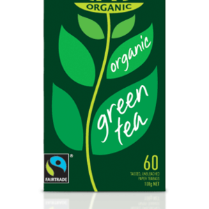 Organic Green Tea from Natures Cuppa Organics