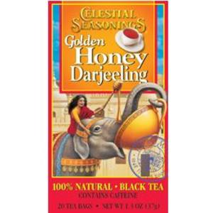 Golden Honey Darjeeling Black Tea from Celestial Seasonings