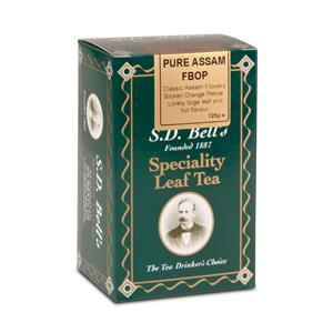 Assam Pure Assam from Best International Tea (S.D. Bell)