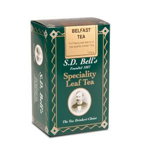 Belfast Tea from Best International Tea (S.D. Bell)