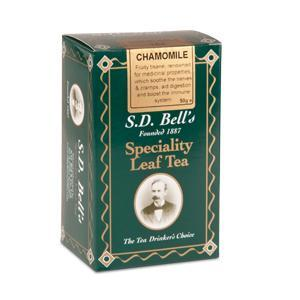 Chamomile from Best International Tea (S.D. Bell)