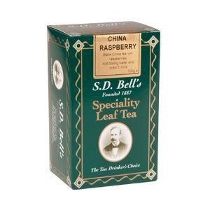 China Black Raspberry from Best International Tea (S.D. Bell)