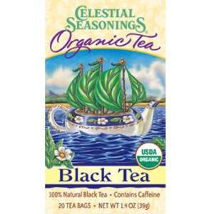 Organic Black Tea from Celestial Seasonings