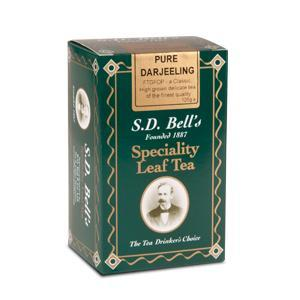Pure Darjeeling from Best International Tea (S.D. Bell)