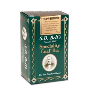 Peppermint from Best International Tea (S.D. Bell)
