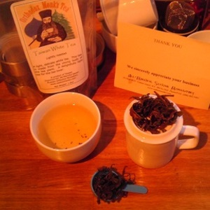 Taiwan White Tea from Vashon Monks