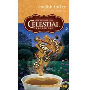English Toffee from Celestial Seasonings