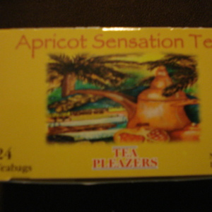 Apricot Sensation Tea from Tea Pleazers