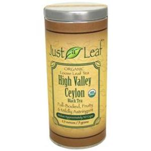 High Valley Ceylon Black from Just A Leaf