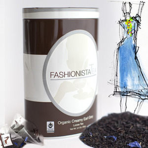 Creamy Earl Grey from Fashionista Tea