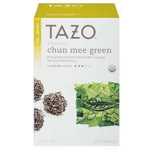 Chun Mee Green from Tazo