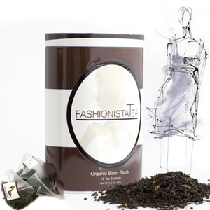 Basic Black from Fashionista Tea