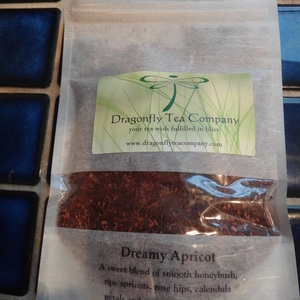 Dreamy Apricot from Dragonfly Tea Company