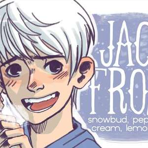 Jack Frost from Custom-Adagio Teas