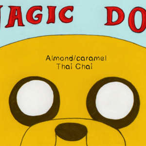 Magic Dog (blend) from Custom-Adagio Teas