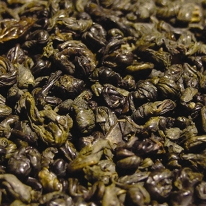 Xuan En Jade Dew Organic Gunpowder from Grey&#x27;s Teas