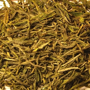 Tian Mu Qing Ding organic green tea from Grey's Teas