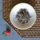 Organic Raspberry White Tea from Divinitea