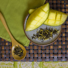 Organic Mango Green Tea from Divinitea