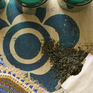 Organic & Biodynamic Darjeeling Green Tea from Divinitea