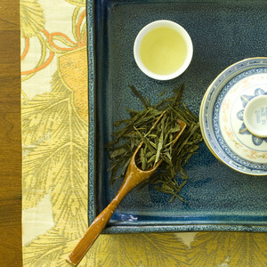 Organic Chinese Sencha from Divinitea