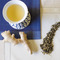 Biodynamic Green Tea with Ginger from Divinitea