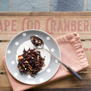 Organic Cranberry Apple from Divinitea