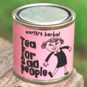 Tea For Sad People (Organic) from Earth's Herbal